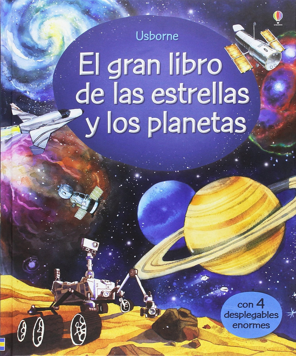 el gran libro de las estrellas y planetas