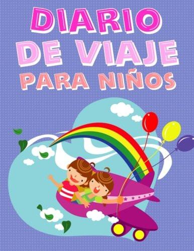 diario de viajes para niños, libro, cuaderno de notas