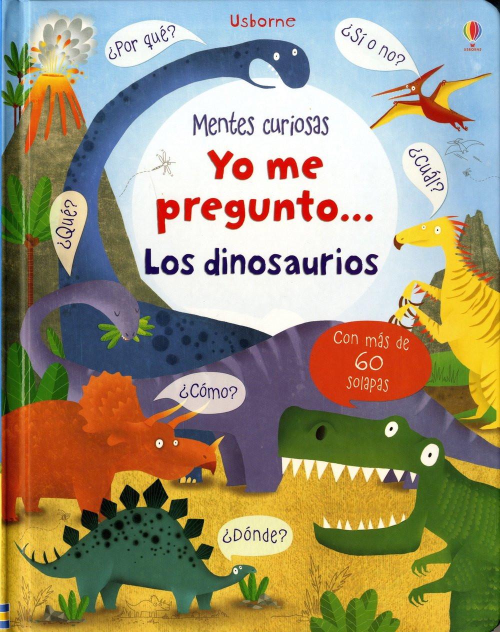 Mentes curiosas, Yo me pregunto ... Los dinosaurios