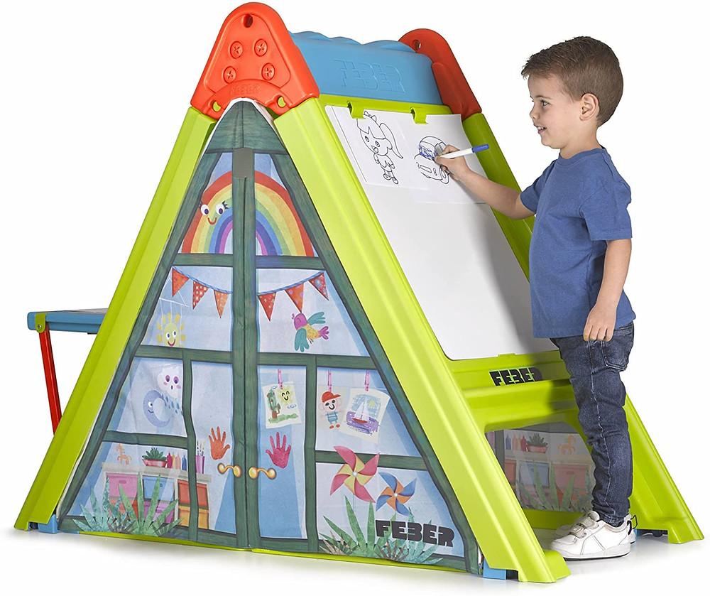 casa juegos, deporte, ejercicio en casa, casita para niños, interior y exterior