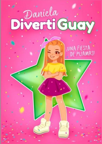 Daniela Divertiguay, Una fiesta de pijamas
