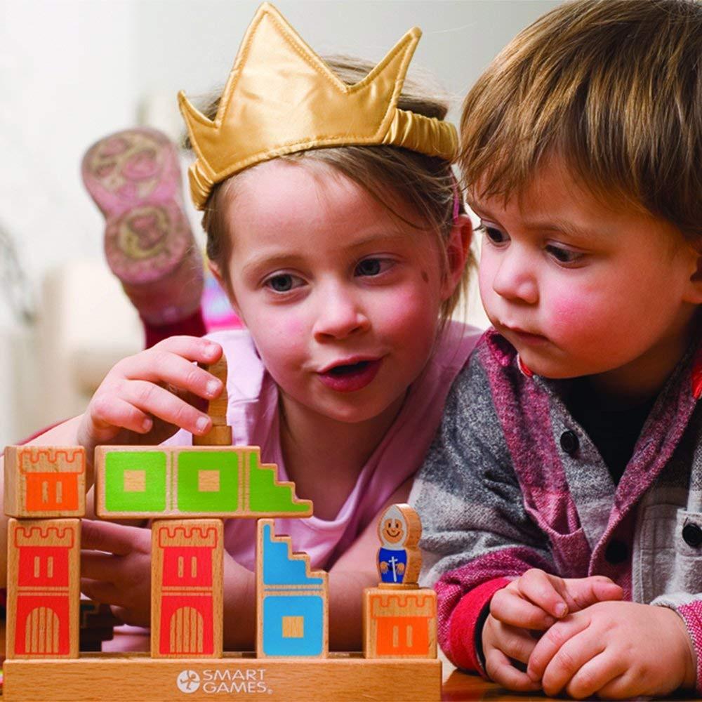 Smart Games, Camelot Junior, juego de habilidad, estrategia, logica
