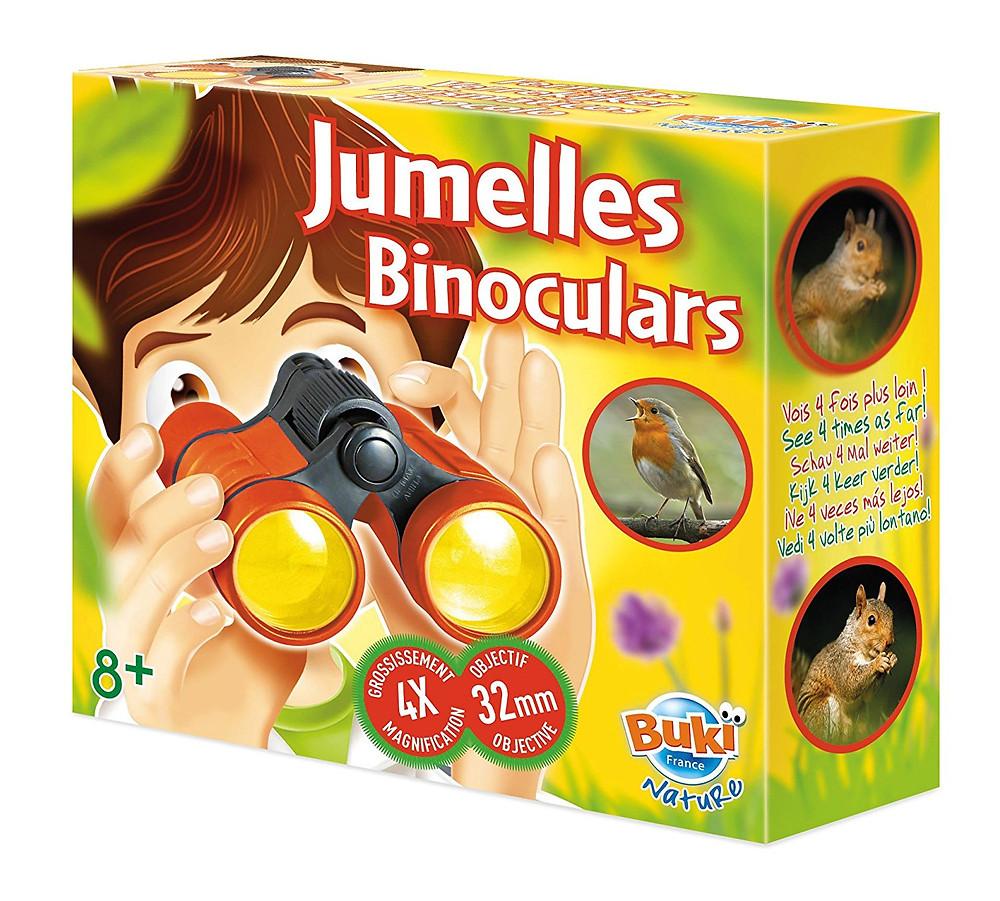 prismáticos, binoculares, niños, educativo
