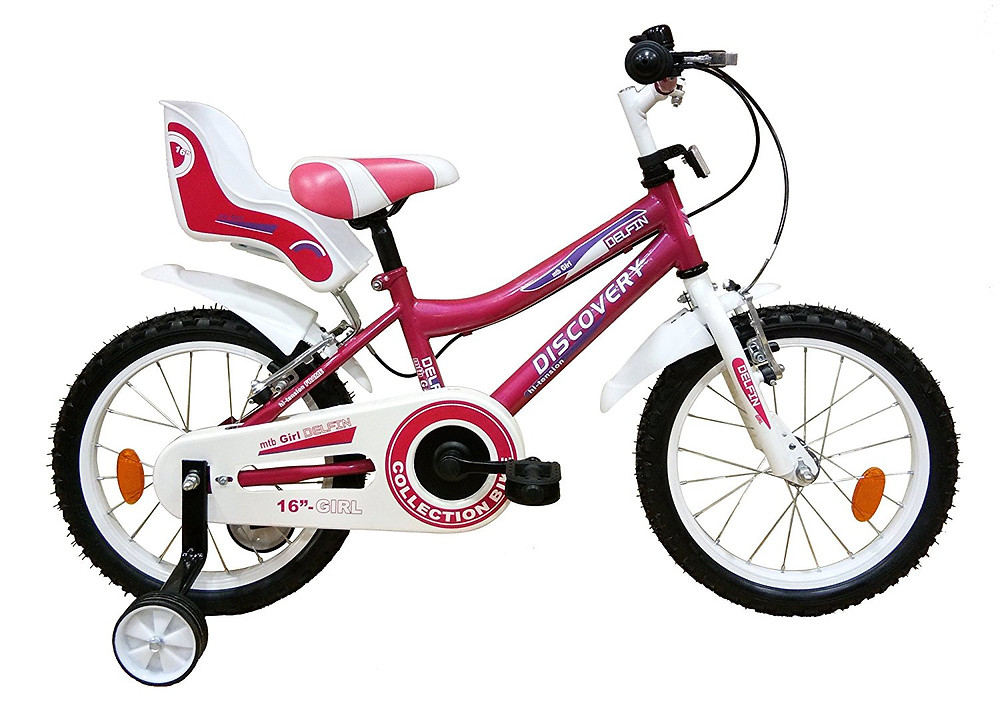 bicicleta para niños, ruedines, bici infantil