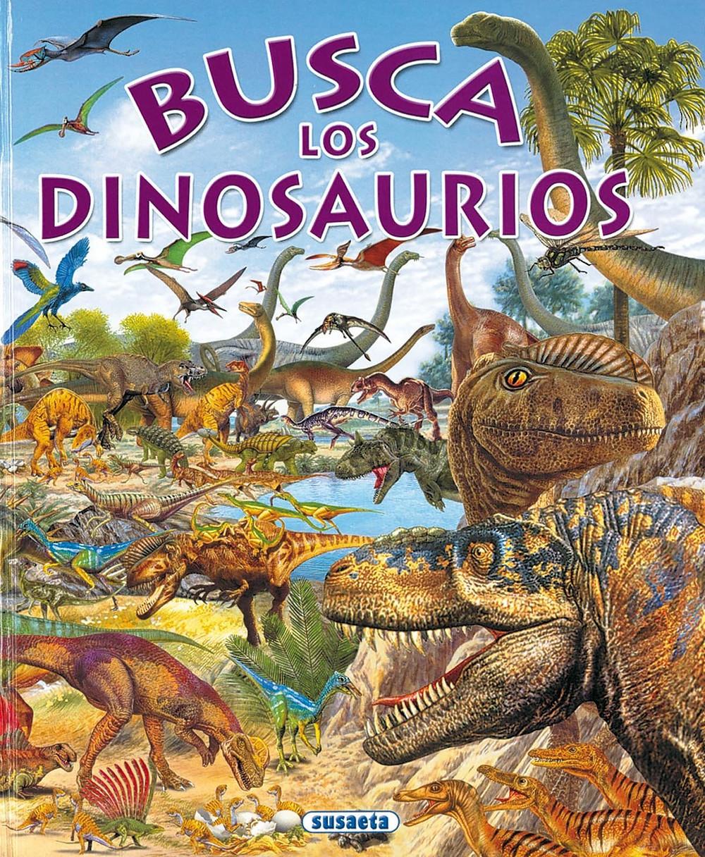 Busca los Dinosaurios