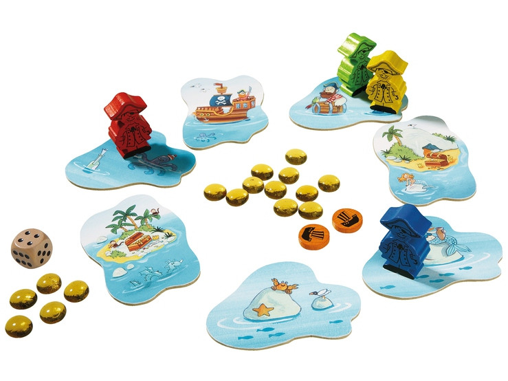 piratas de la suerte, juegos de mesa, juegos haba