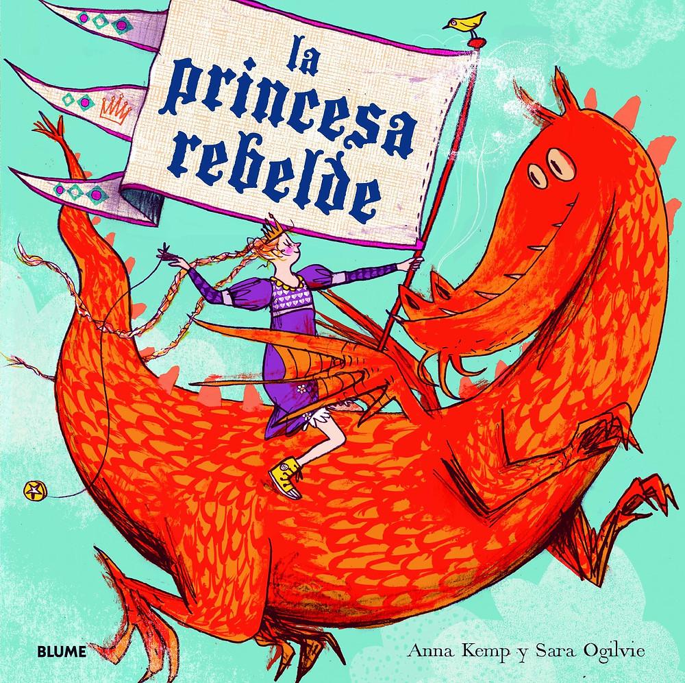 La princesa rebelde, cuentos para educar en igualdad