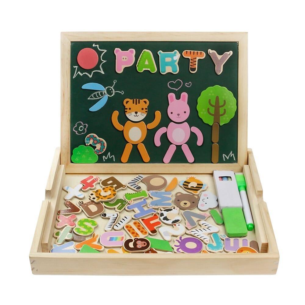 pizarra portatil magnética para niños