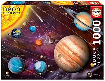 puzzle sistemas solar