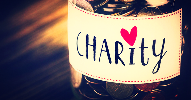 CHARITY AND FUNDRAISING IDEAS
