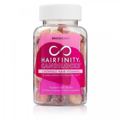 Hairfinity Candilocks Chewable Vitamins