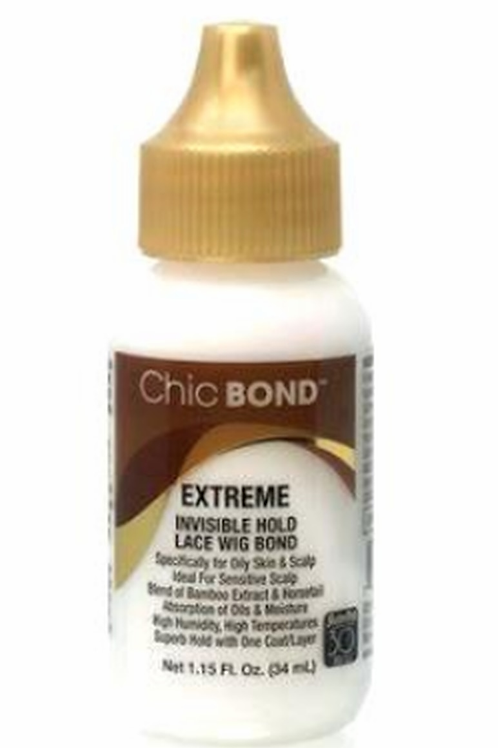 Chic Bond Extreme Invisible Hold Lace Wig Bond