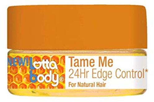 Lotta body 24 hr Milk Honey edge control