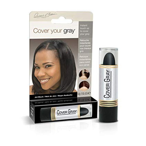 Cover your gray stick Jet Black