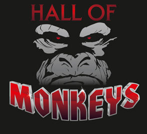 Hall of Monkeys Logo