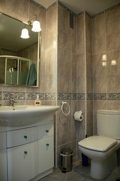 Holiday apartment Villajoyosa bathroom