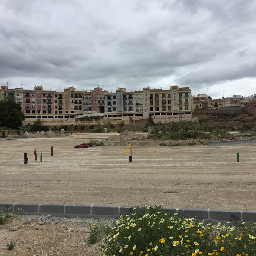 Poble Nou redevelopment
