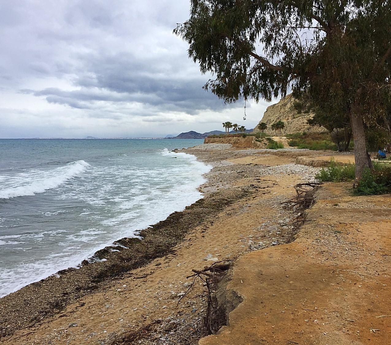 Coast path Malladeta