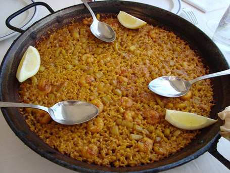 Paella and rice dishes: a user guide