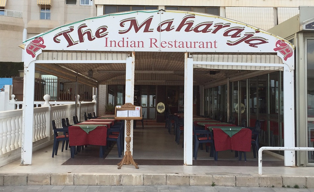 Maharaja Indian restaurant
