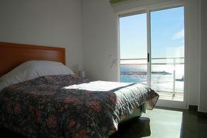 Holiday apartment Villajoyosa master bedroom