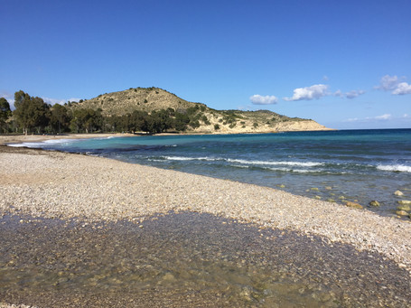 Top walks around Villajoyosa: La Vila to Playa de Torres