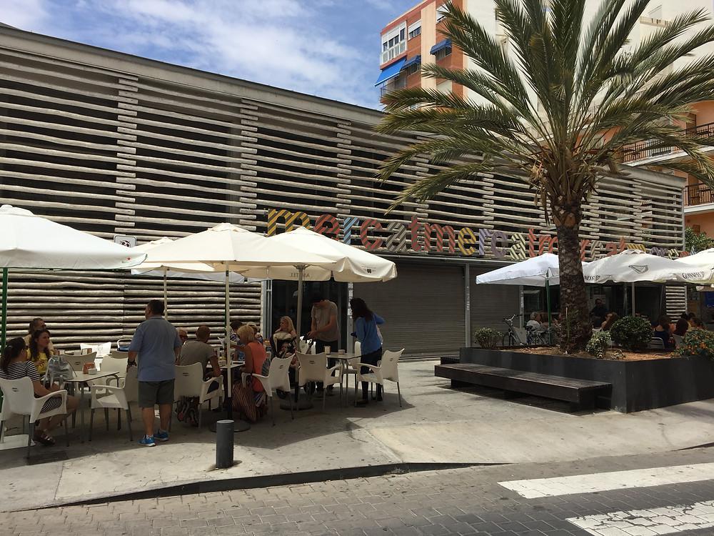 Cantina Gallina, La Vila market