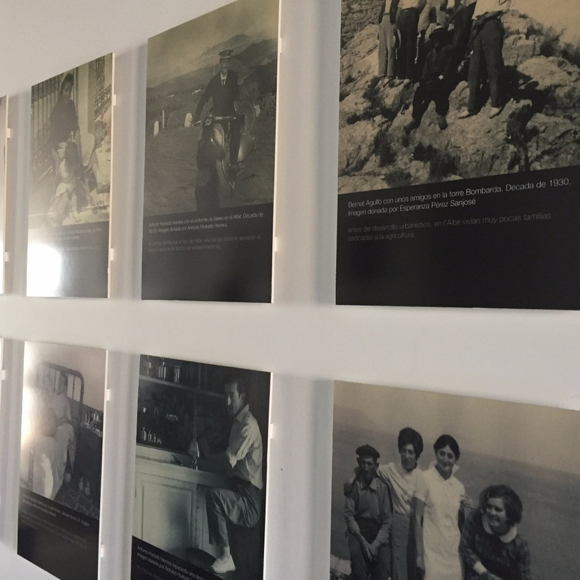 The lighthouse keepers' stories
