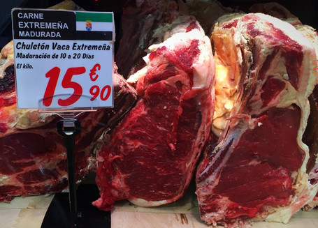 How to order the best meat in a Spanish restaurant