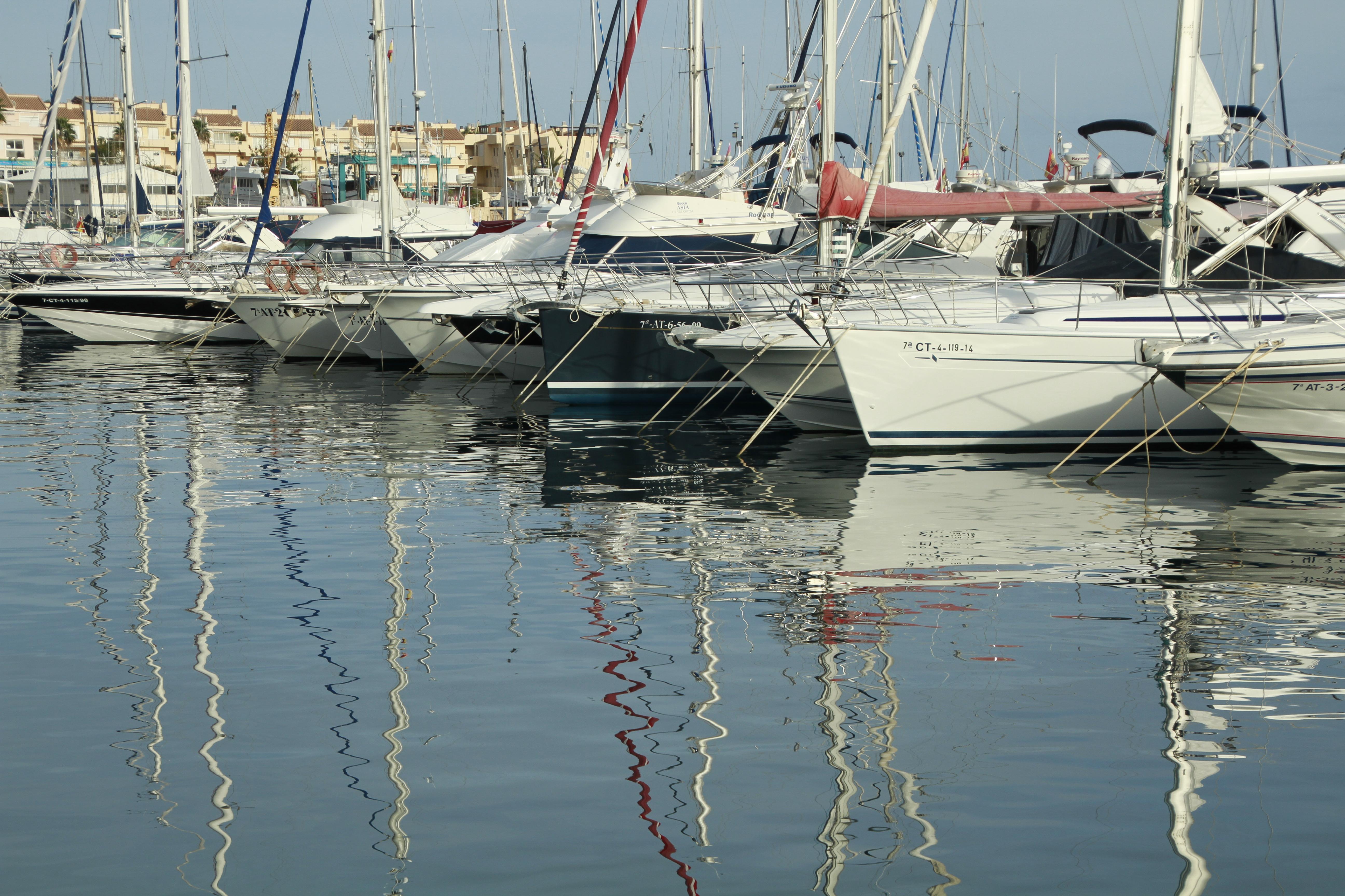 Villajoyosa marina
