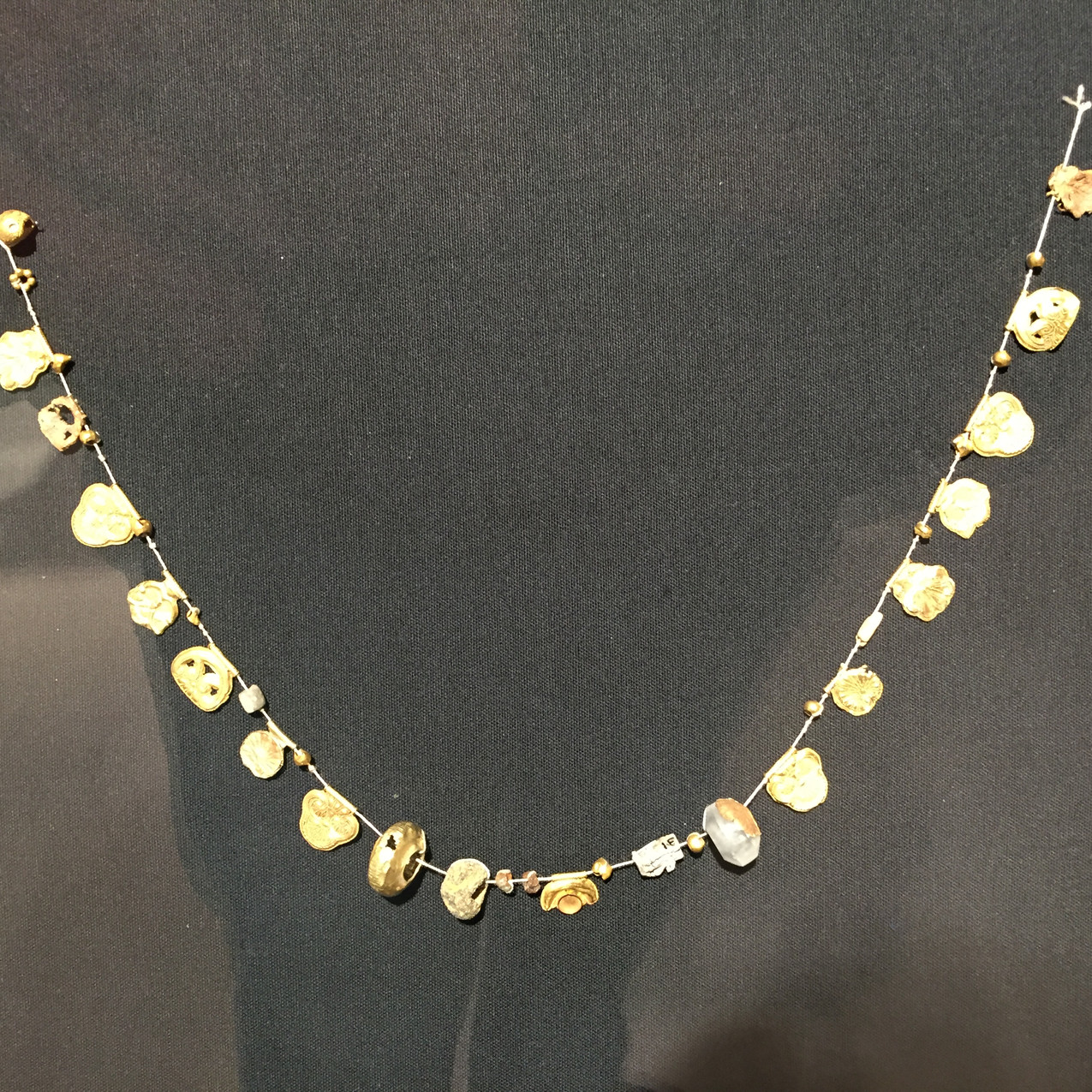 Phoenician necklace