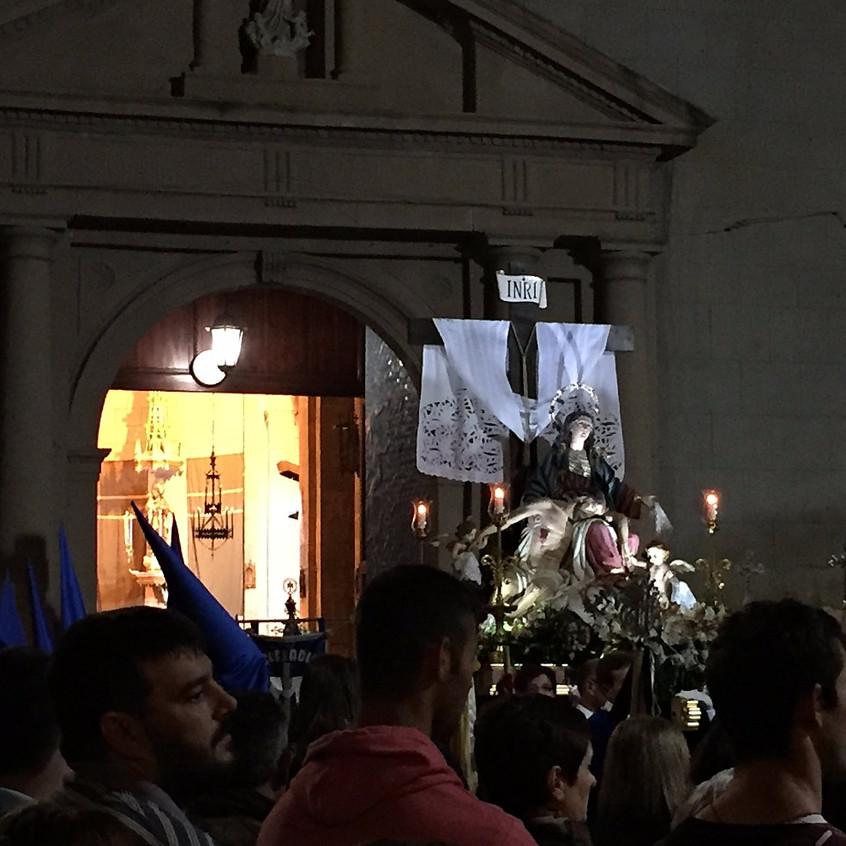 Semana Santa (Easter) procession