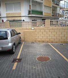 Holiday apartment Villajoyosa private parking