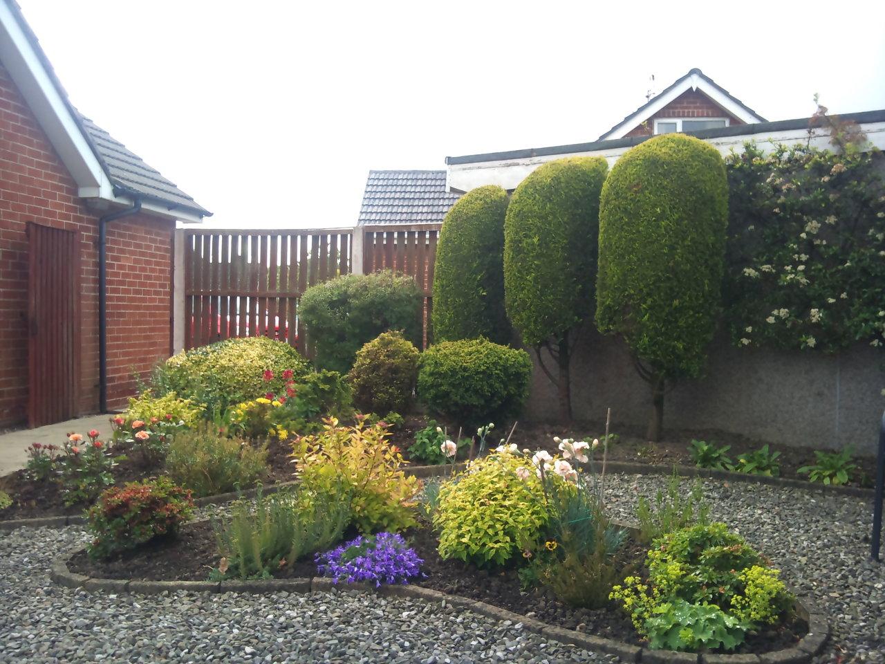 Garden services leyand