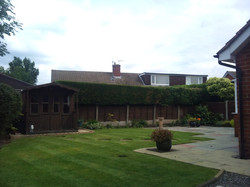 Garden services preston
