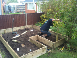Garden services chorley