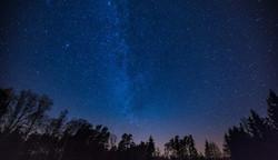 Park tmavej oblohy Poloniny