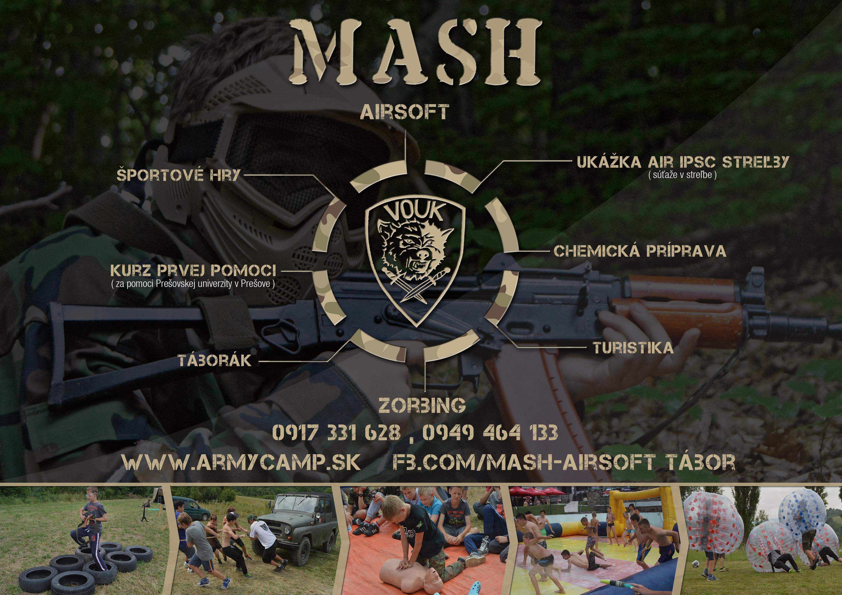 mash tábor