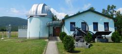 observatórium na Kolonickom sedle