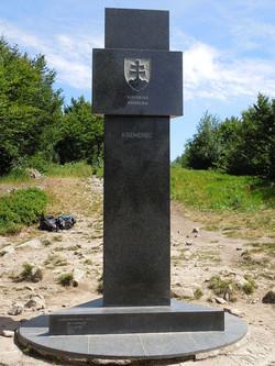 Kremenec (1 221,0 m n. m.)