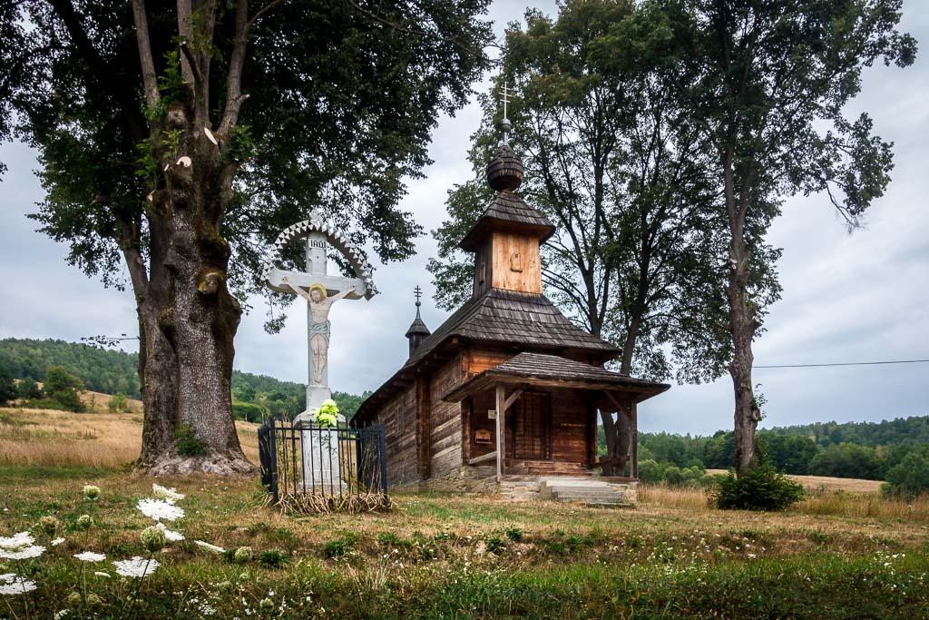 Drevený kostol Jalová