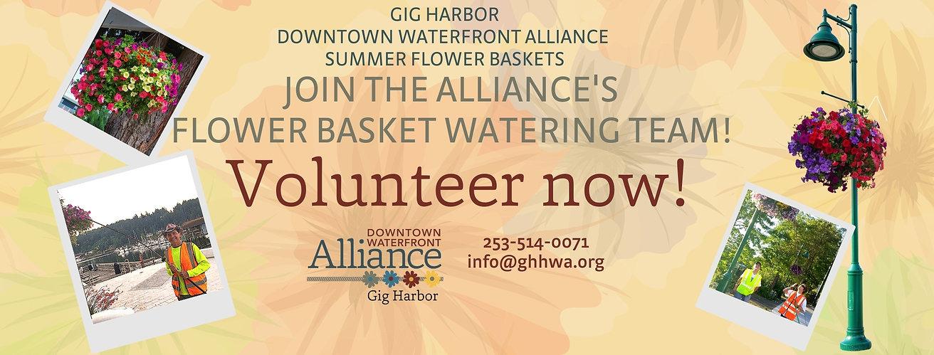 Copy of Flower Basket Sponsorship Slider