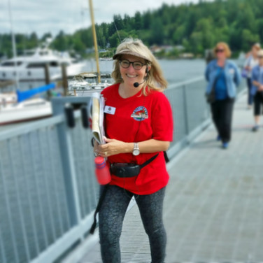 Waterfront Walking Tour Guide