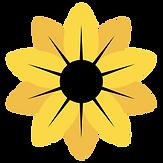 Yellow Flower Clip Art.png