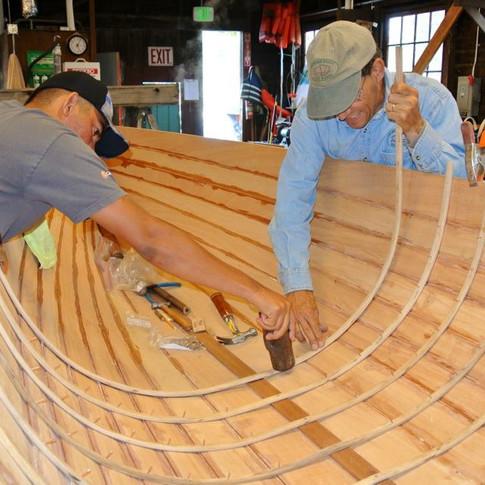 Boat Building at Gig Harbor BoatShop