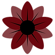Red Flower Clip Art.png