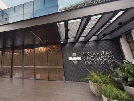 Auxiliar Administrativo - Recepção do RH do Hosp São Lucas PUCRS - Porto Alegre - RS
