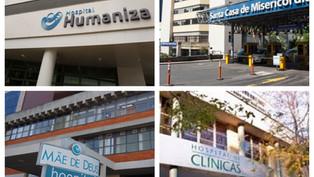 (Atualizada) Lista de E-mails dos Hospitais de Poa e Região