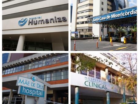 Hospitais do Rio Grande do Sul têm mais de 450 vagas de emprego disponíveis