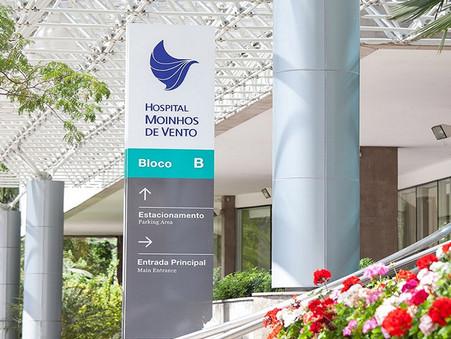 Enfermeiro(a) Assistencial - CTI Adulto - Hosp Moinhos de Vento - Porto Alegre - RS